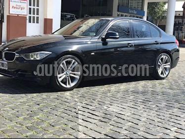 BMW Serie 3 328i Sport Line usado (2013) color Negro Zafiro precio u$s25.500