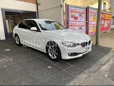 BMW Serie 3 320d usado (2013) color Blanco precio $19.000