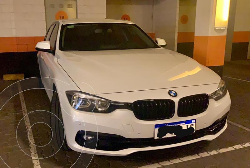 BMW Serie 3 330i Sport Line Shadow usado (2019) color Blanco precio u$s44.000