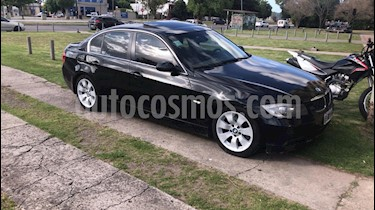 BMW Serie 3 323i Sportive usado (2007) color Negro precio $580.000