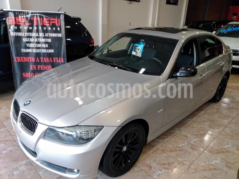 BMW Serie 3 325i Executive usado (2010) color Gris Claro precio u$s11.500