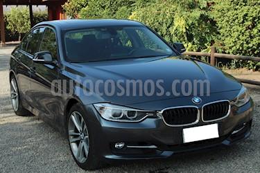 BMW Serie 3 328i   usado (2013) color Gris precio $10.500.000