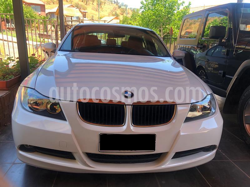 BMW Serie 3 318ia usado (2008) color Blanco precio $7.000.000