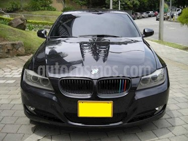 BMW Serie 3 320i Aut usado (2011) color Gris precio $25.000.000