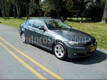 BMW Serie 3 320i usado (2011) color Verde precio $44.900.000