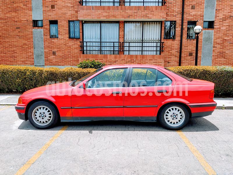 BMW Serie 3 325i usado (1994) color Rojo precio $22.000.000