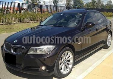 BMW Serie 3 320i Aut usado (2010) color Negro precio $26.000.000