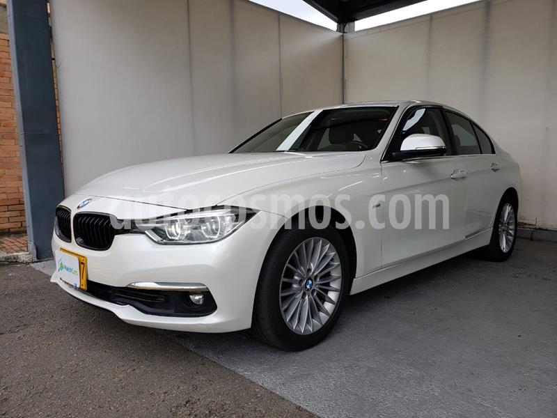 foto BMW Serie 3 320d Luxury Line usado (2016) color Blanco precio $72.990.000