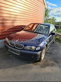 BMW Serie 3 Sedan 320d usado (2005) color Azul precio u$s4.500