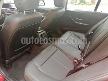 BMW Serie 3 320i Sport Line  usado (2013) color Rojo Melbourne precio $229,000