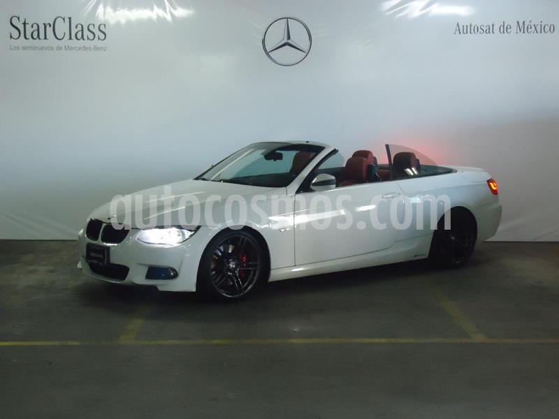 BMW Serie 3 330CiA Cabriolet usado (2011) color Blanco precio $269,000