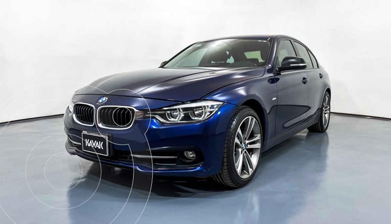 Foto BMW Serie 3 330iA M Sport usado (2019) color Azul precio $389,999