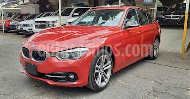 BMW Serie 3 330iA Sport Line usado (2018) color Rojo precio $339,900