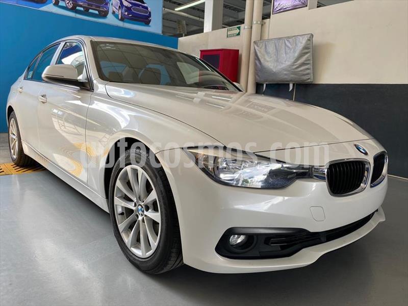 BMW Serie 3 320iA usado (2017) color Blanco precio $319,900