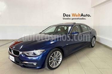 BMW Serie 3 4p 330i Luxury Line L4/2.0/T Aut usado (2017) color Azul precio $469,995