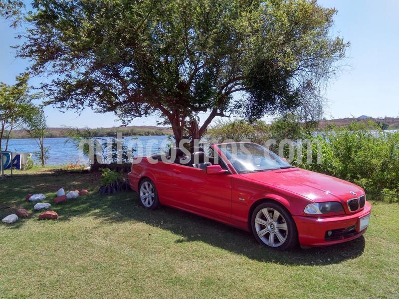 BMW Serie 3 330Ci Cabriolet usado (2003) color Rojo precio $145,000