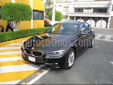 Foto BMW Serie 3 318iA Sport Line usado (2015) color Negro precio $249,900