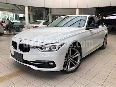 BMW Serie 3 320iA Sport Line usado (2018) color Blanco precio $480,000