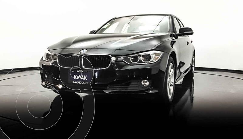 BMW Serie 3 320i usado (2015) color Negro precio $292,999
