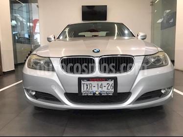 BMW Serie 3 4P 325I BUSINESS TA usado (2010) color Plata precio $130,000