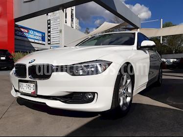 BMW Serie 3 320iA usado (2015) color Blanco Alpine precio $268,000