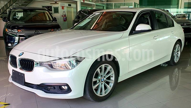 BMW Serie 3 320iA usado (2017) color Blanco precio $335,000
