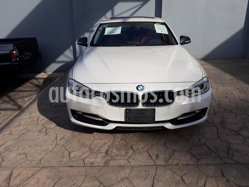 BMW Serie 3 320iA Sport Line usado (2015) color Blanco precio $275,000