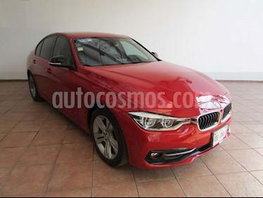 BMW Serie 3 320iA Sport Line usado (2016) color Rojo Melbourne precio $318,000
