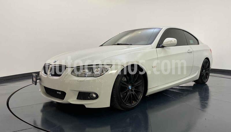 BMW Serie 3 325iA Coupe M Sport usado (2013) color Blanco precio $327,999