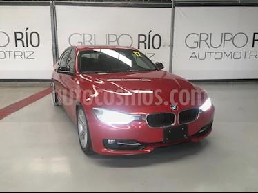 Foto BMW Serie 3 335i usado (2012) color Rojo Crimson precio $2,430,000