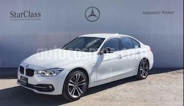 BMW Serie 3 318iA Sport Line usado (2018) color Blanco precio $429,900