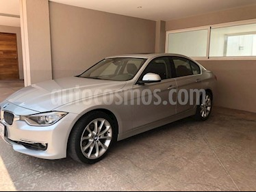 BMW Serie 3 320i Luxury Line usado (2015) color Blanco Alpine precio $239,900