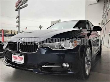 BMW Serie 3 328iA Sport Line usado (2014) color Azul precio $309,000