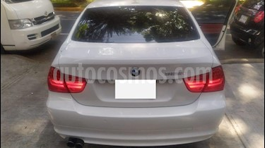 BMW Serie 3 325iA Exclusive Navi usado (2012) color Blanco precio $190,000