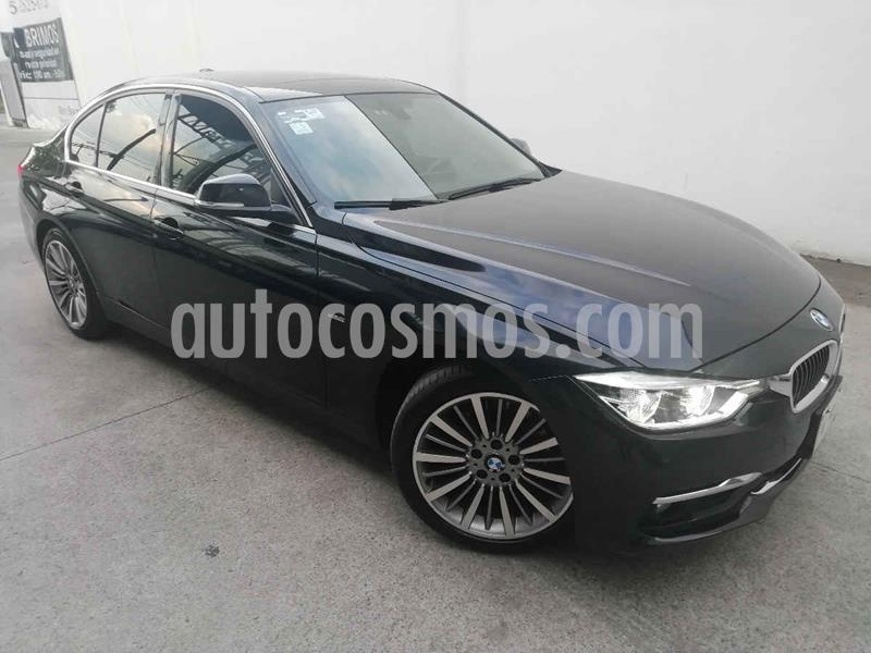 BMW Serie 3 330iA Luxury Line usado (2017) color Negro precio $409,000