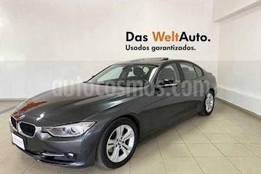 BMW Serie 3 4p 320i Sedan Sport Line L4/2.0 Aut usado (2015) color Gris precio $269,995