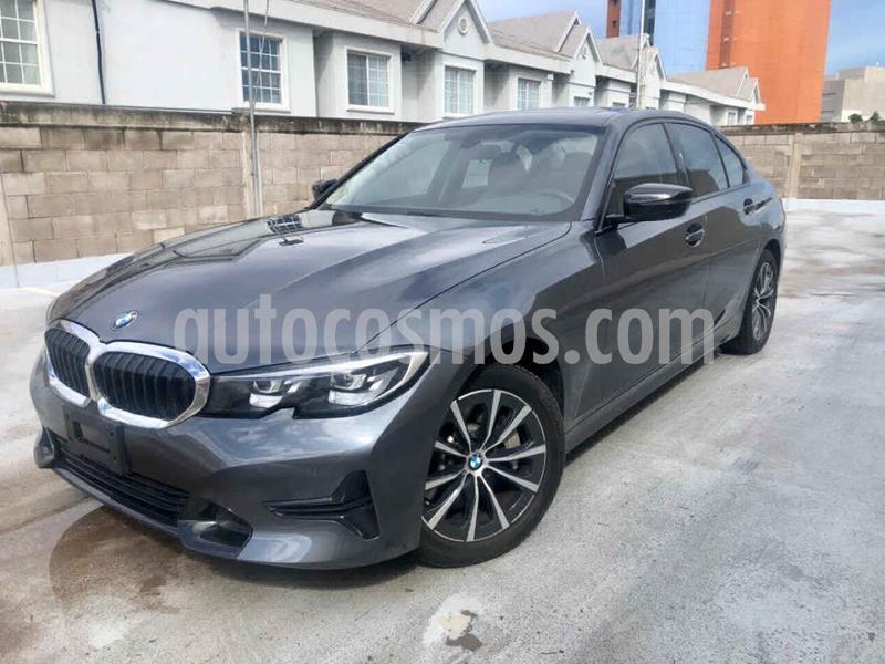 BMW Serie 3 330iA Sport Line usado (2020) color Gris precio $690,000
