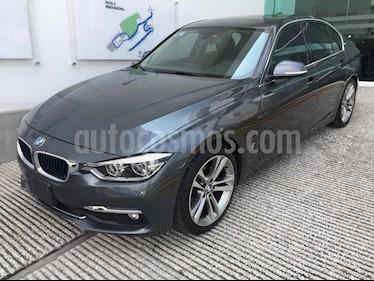 BMW Serie 3 330e Luxury Line (HA_brido) Aut usado (2017) color Gris precio $499,500