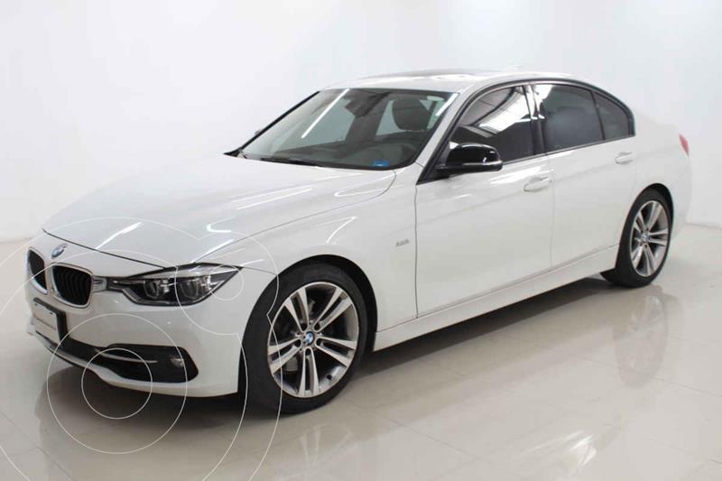 Foto BMW Serie 3 330iA Sport Line Plus usado (2017) color Blanco precio $435,000