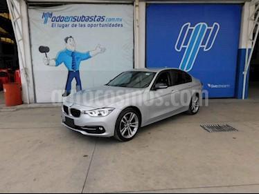 BMW Serie 3 4p 318i Sport Line L3/1.5/T Aut usado (2018) color Plata precio $260,000