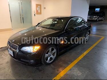 BMW Serie 3 325i Cabriolet usado (2009) color Negro precio $220,000