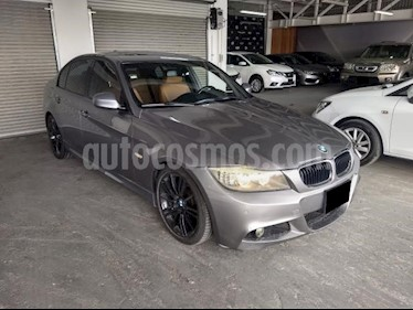 foto BMW Serie 3 4p 325i Sedan M Sport L6/2.5/218 Aut usado (2011) color Plata precio $215,000