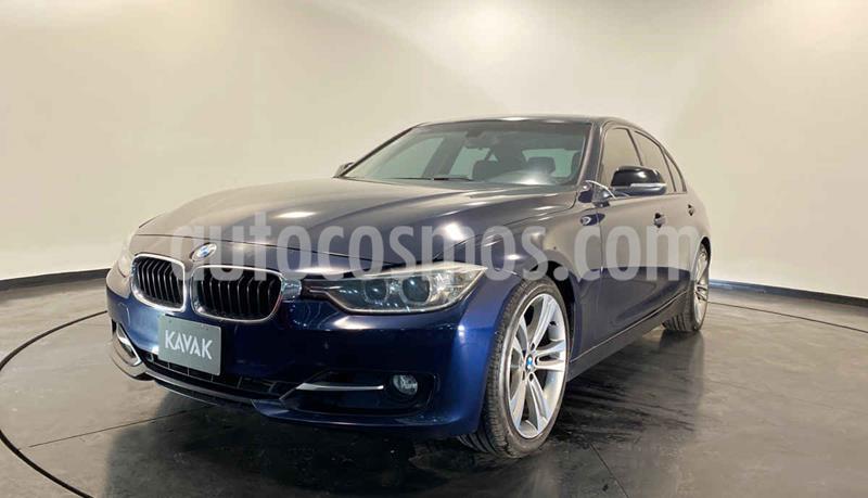 BMW Serie 3 320i Sport Line usado (2015) color Azul precio $284,999