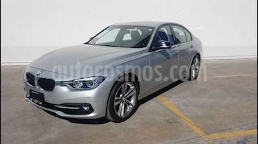 BMW Serie 3 4p 330i Sport Line L4/2.0/T Aut usado (2018) color Plata precio $399,900