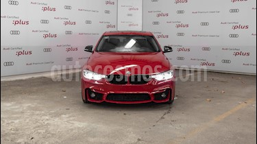 BMW Serie 3 320i Sport Line  usado (2017) color Rojo Melbourne precio $430,000