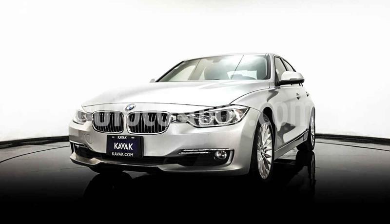BMW Serie 3 320i Modern Line  usado (2015) color Gris precio $284,999