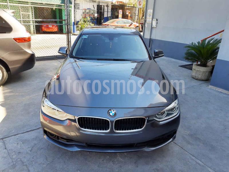 BMW Serie 3 320i usado (2017) color Gris precio $335,000