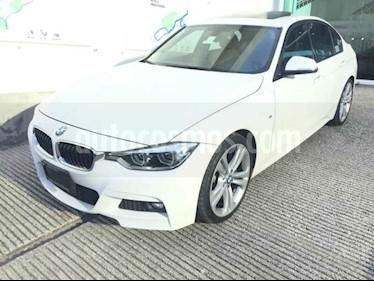 BMW Serie 3 340iA M Sport usado (2017) color Blanco precio $535,000