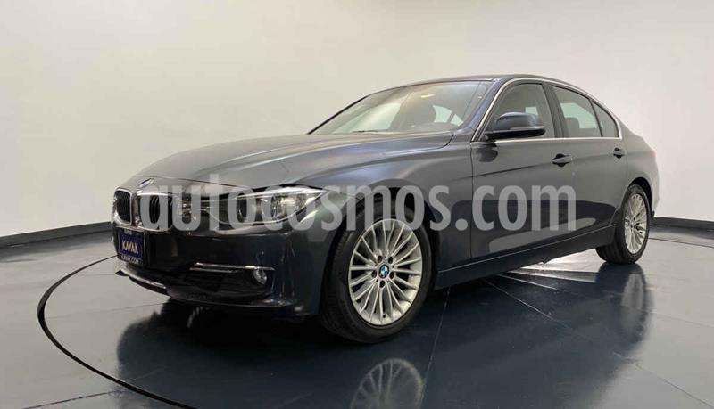 BMW Serie 3 320i Modern Line  usado (2015) color Gris precio $287,999