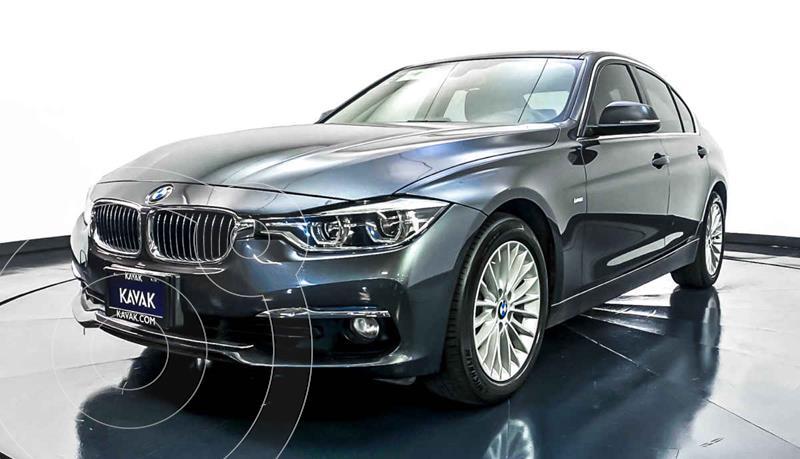 BMW Serie 3 320iA Luxury Line usado (2016) color Gris precio $324,999
